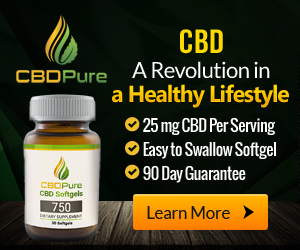 CBD Oil Softgels by CBD Pure – CBD Oil Benefits
